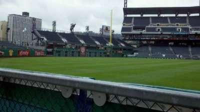 PNC Park, section: 136, row: A, seat: 13