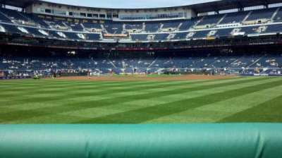 PNC Park, section: 139, row: A, seat: 17