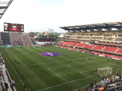 Audi Field section 120