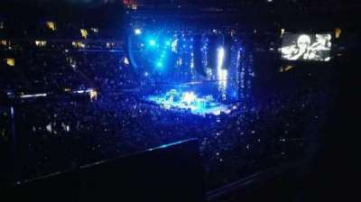 Madison Square Garden, section: 210, row: 1