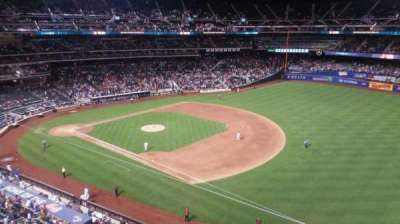 Citi Field, section: 404, row: 1, seat: 18