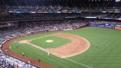 Citi Field, section: 404, row: 1, seat: 17