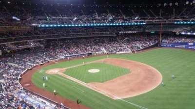 Citi Field, section: 404, row: 1, seat: 16