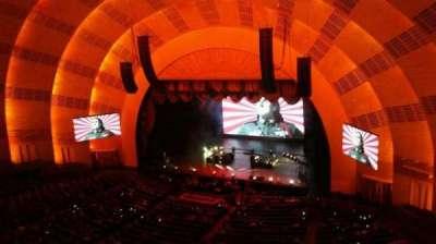 Radio City Music Hall, section: 3rd Mezzanine 2, row: A, seat: 204