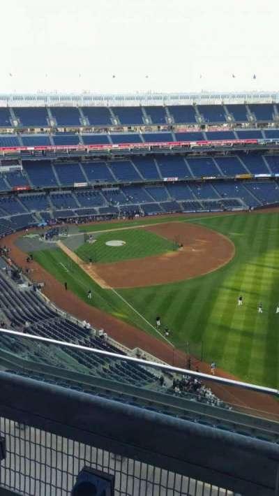 Yankee Stadium, section: 409, row: 2, seat: 2