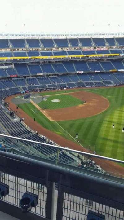 Yankee Stadium, section: 409, row: 2, seat: 4