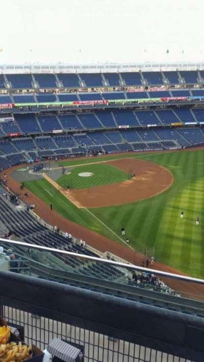 Yankee Stadium, section: 409, row: 2, seat: 6