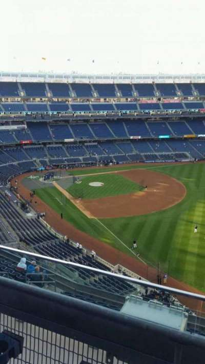 Yankee Stadium, section: 409, row: 2, seat: 8