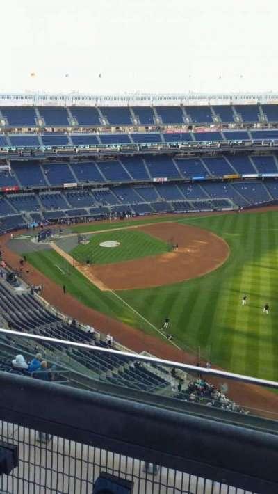 Yankee Stadium, section: 409, row: 2, seat: 9