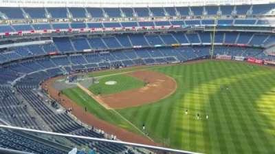 Yankee Stadium, section: 409, row: 2, seat: 11