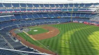 Yankee Stadium, section: 409, row: 2, seat: 12