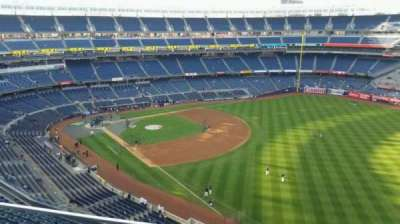 Yankee Stadium, section: 409, row: 2, seat: 15