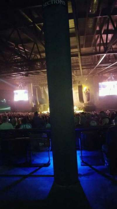 Bethel Woods Center for the Arts, section: 14, row: A, seat: 26