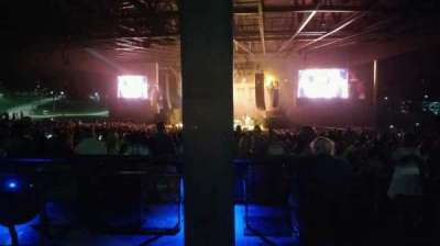 Bethel Woods Center for the Arts, section: 14, row: A, seat: 25