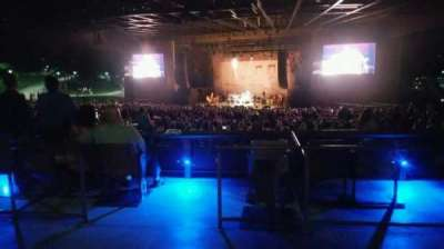 Bethel Woods Center for the Arts, section: 14, row: A, seat: 21