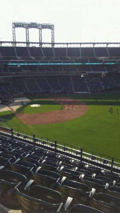 Citi Field, section: 401, row: 7, seat: 12