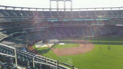 Citi Field, section: 401, row: 7, seat: 7
