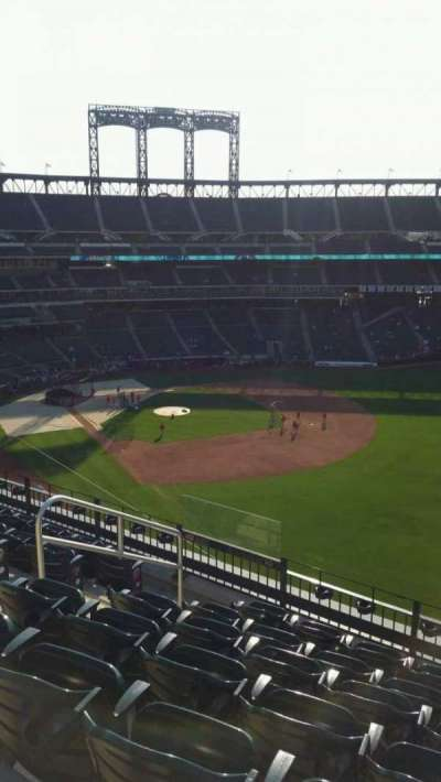 Citi Field, section: 401, row: 7, seat: 6