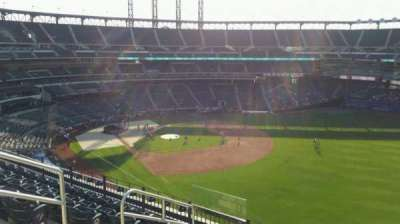Citi Field, section: 401, row: 7, seat: 5