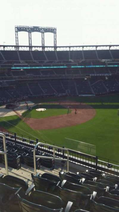 Citi Field, section: 401, row: 7, seat: 4