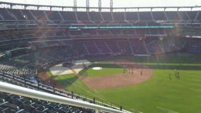 Citi Field, section: 401, row: 7, seat: 1