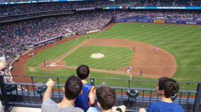 Citi Field, section: 407, row: 3, seat: 7