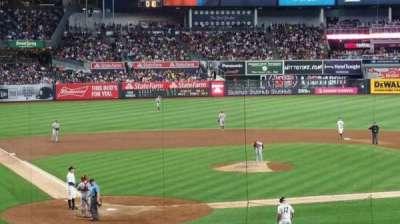 Yankee Stadium section 118S