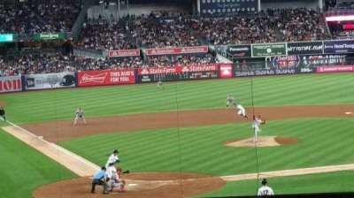 Yankee Stadium section 118S