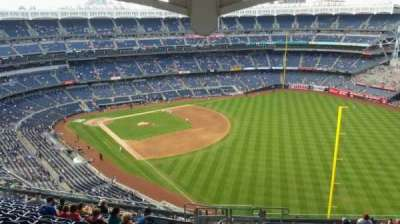 Yankee Stadium section 409