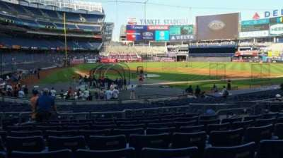Yankee Stadium, section: 118, row: 11, seat: 6