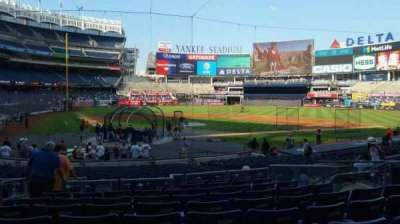 Yankee Stadium, section: 118, row: 10, seat: 10