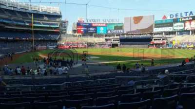 Yankee Stadium, section: 118, row: 10, seat: 8
