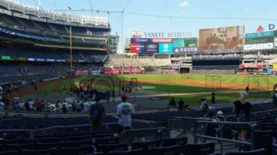 Yankee Stadium, section: 118, row: 10, seat: 4