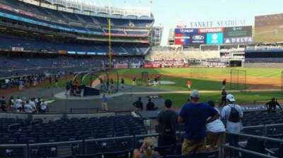 Yankee Stadium, section: 117B, row: 7, seat: 5