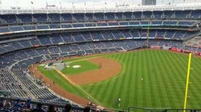 Yankee Stadium, section: 409, row: 11, seat: 3