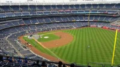 Yankee Stadium, section: 409, row: 11, seat: 5