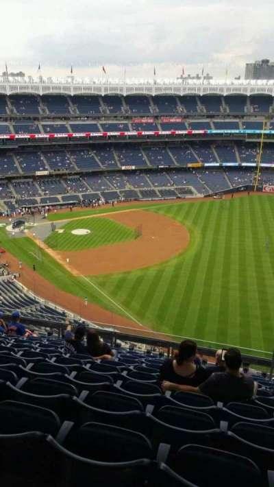 Yankee Stadium, section: 409, row: 11, seat: 6