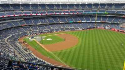 Yankee Stadium, section: 409, row: 11, seat: 7