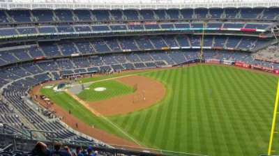 Yankee Stadium, section: 409, row: 11, seat: 9