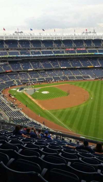 Yankee Stadium, section: 409, row: 11, seat: 10