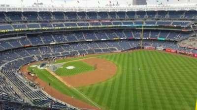 Yankee Stadium, section: 409, row: 11, seat: 11
