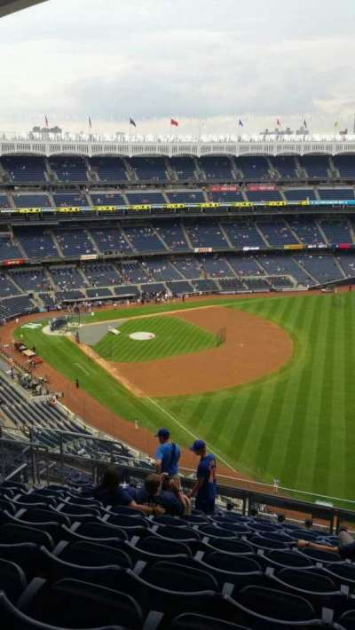 Yankee Stadium, section: 409, row: 11, seat: 12