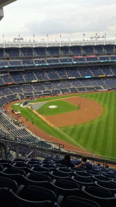 Yankee Stadium, section: 409, row: 11, seat: 14