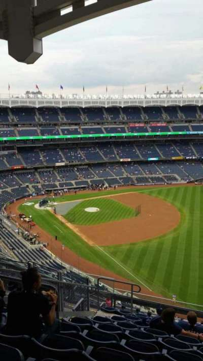 Yankee Stadium, section: 409, row: 11, seat: 16