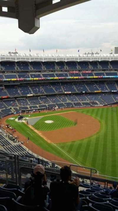 Yankee Stadium, section: 409, row: 11, seat: 18