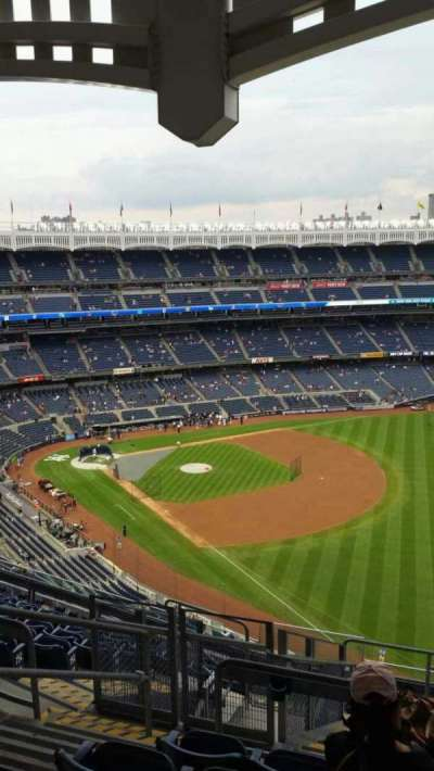 Yankee Stadium, section: 409, row: 11, seat: 20