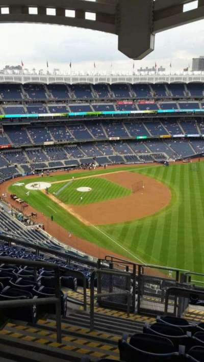 Yankee Stadium, section: 409, row: 12, seat: 23