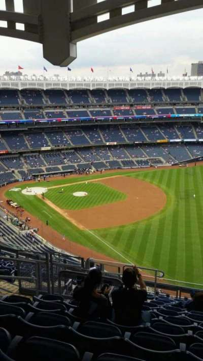 Yankee Stadium, section: 409, row: 12, seat: 19