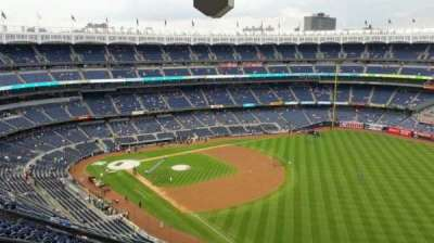 Yankee Stadium, section: 409, row: 12, seat: 22