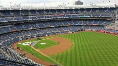 Yankee Stadium, section: 409, row: 11, seat: 23